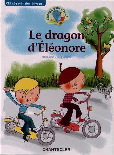 L'heure d'un livre CE1 - Le dragon d'Eléonore