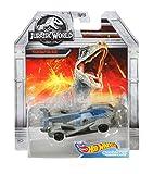 Hot Wheels Jurassic Welt Autos - Velociraptor Blau Spielzeug Kinder spielen Geschenk