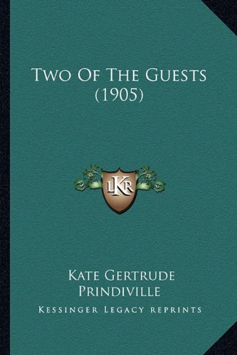 Two of the Guests (1905)
