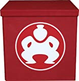 Sumo by Mobile Edge 6-Inch Folding Furniture Cubes, Red by SUMO