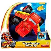 "Blaze Turbo - Coche de Juguete ""Transforming Balze Jet"""