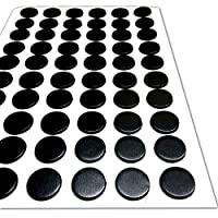 The Magnet Shop® - Adhesive Craft Magnets - Magnetic Dots - 12.5mm Diameter [1.5mm Thick] 60 Pack