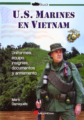 u-s-marines-en-vietnam-uniformes-equipo-insignias-documentos-y-armamento