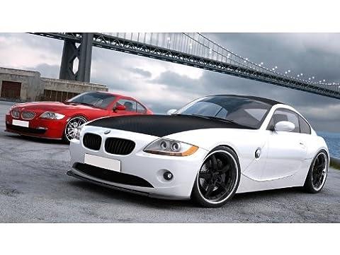 BMW Z4 E85/E86 Front Splitter Before Facelifting For Standard Bumper 2002-2006