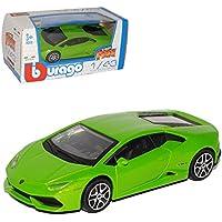 Spielzeugautos Hotwheels Lamborghini Huracán LP 610-4 grün Neu