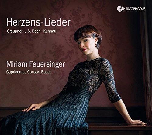 Herzens-Lieder - Deutsche Barock-Kantaten (Blut-lied Das)