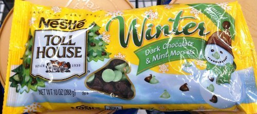 nestle-toll-house-winter-theme-dark-chocolate-and-mint-baking-morsels-chips-10oz-bag-pack-of-6-by-n-