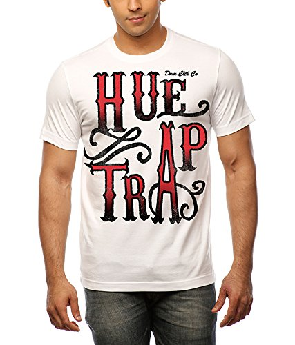 Huetrap Men's Heraldic Rogue Collection T shirt