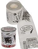 Toilettenpapier Klopapier Rolle »WC-Witze II« 24m