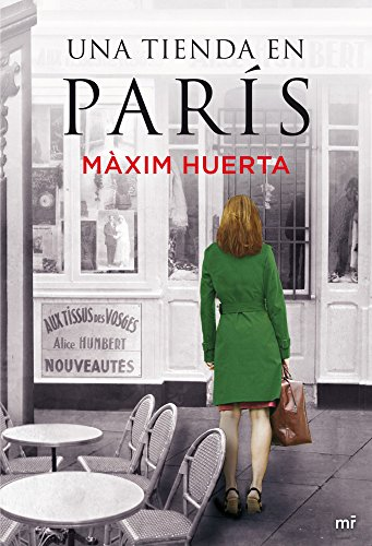 Una tienda en París por Màxim Huerta