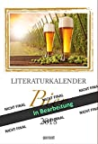 Wochenkalender Literaturkalender Bier