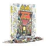 500Teile. 500mm x 350mm. Puzzle Hochwertige Batman. Offiziell lizensierter DC Comics. Tolle Idee für EIN Geschenk.