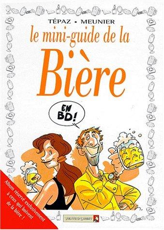 Le mini-guide de la bière en BD