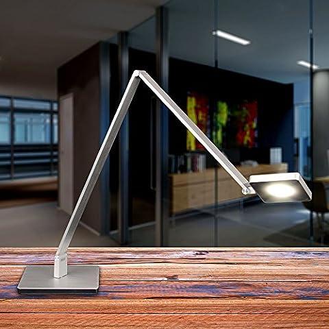 LICHT-TREND LED-Tischleuchte 10W / Touchdimmer /