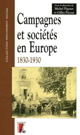 Campagnes et sociétés en Europe (1830-1930)