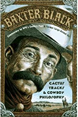 Cactus Tracks & Cowboy Philosophy Hardcover