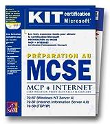 Préparation au MCSE, 3 volumes : TCP/IP - Windows NT Server 4 - Internet information
