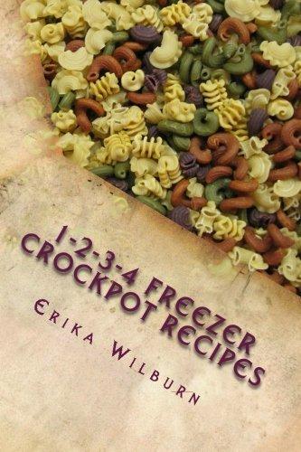 1-2-3-4 Freezer Crockpot Recipes