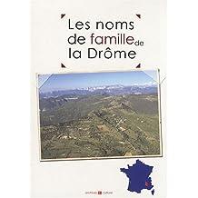 Les noms de famille de la Drôme