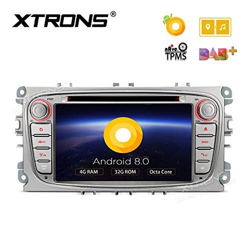 XTRONS 7 pulgadas Android 8.0 Octa Core 4G RAM 32 G ROM...