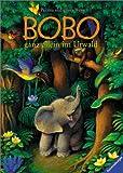Bobo ganz allein im Urwald -