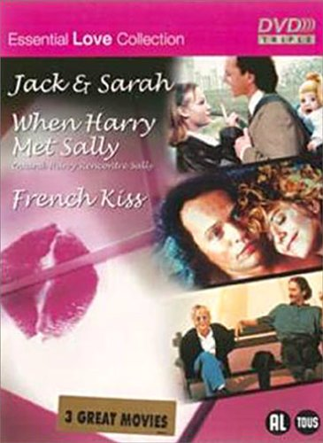 Coffret Amour 3 DVD : Jack & Sarah / Quand Harry rencontre Sally / French Kiss [Import belge]