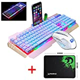 Best Gaming Phones - UrChoiceLtd® 2017 XinMeng M398 Rainbow LED Backlit Multimedia Review