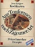 Arne Krügers Kochkarten - Aus Tonformen nach Zigeunerart (8 Karten im Pappcover)