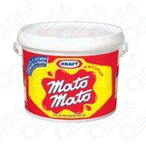 BARATTOLO SECCHIELLO KETCHUP KRAFT 5 KG MATO MATO FOOD SERVICE SALSA POMODORO