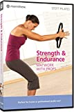 Strength & Endurance: Matwork With Props [Edizione: Stati Uniti]