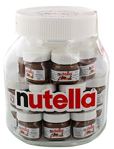 Nutella Big Jar XXL Glas 21x30g