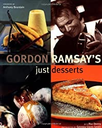 Gordon Ramsay's Just Desserts by Gordon Ramsay (2003-09-02)
