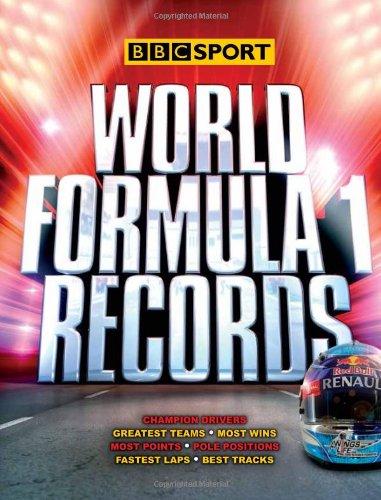 BBC Sport World Formula 1 Records 2013 por Bruce Jones