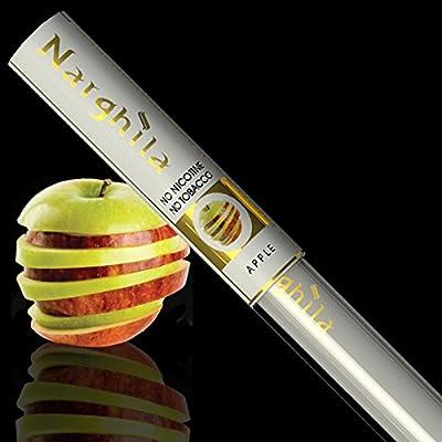 Die Luxus Narghila E-Shisha E Shisha Apfel sehr guter Geschmack kein Nicotin kein Tabak von Narghila