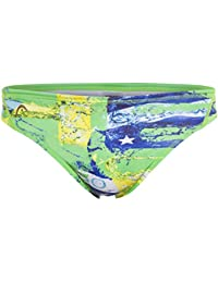Head Jack 5 Bathing Trunk green/orange 2017 swimming trunks