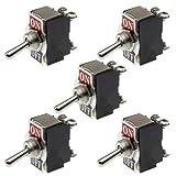 5x Kippschalter - Kill Switch - 12V 25A - Ein/Aus-Schalter (On/Off)