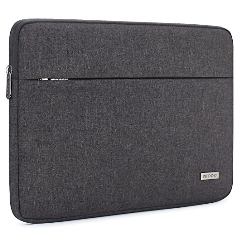 "NIDOO 11.6 Zoll Laptophülle Notebook-Tasche Sleeve Hülle Wasserdichtem Laptop Tasche für 2018 13"" MacBook Pro mit Touch Bar / 12\"" MacBook / 12.3\"" Microsoft Surface Pro 4/11.6\"" Notebook, Dunkelgrau"