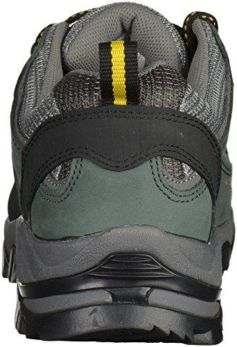Killtec Milus, Chaussures Multisport Outdoor femme Gris - Grau (dunkelgrau / 00207)