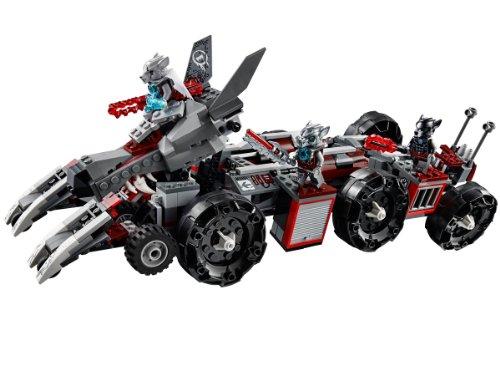LEGO Legends Of Chima - Set de juego Worriz' Combat Lair (70009)