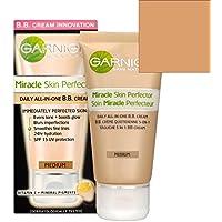 Garnier BB Crème Miracle Perfecteur de Peau - Moyen - peaux mixtes à grasses