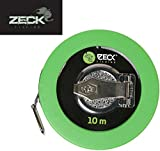 Zeck Maßband 10m Tape Rule, Waller messen, Wels messen, Zeck Fishing, Angelmaßband, Fische messen