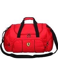 Bolsa Deporte Scuderia Ferrari Oficial Roja