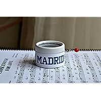 Spielkästchen HALA MADRID! Das perfekte Geschenk für die Real Madrid Fans. Man hört ihre Hymne