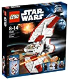 Lego Star Wars 7931 - T-6 Jedi Shuttle