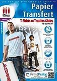 Papier Transfert Pour Textiles Clairs