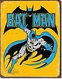 Les Meilleurs Sites Web Inc. Neuf Batman rétro 40,6x 31,8cm (D1357) nostalgique Aspect Vieilli Tin Sign