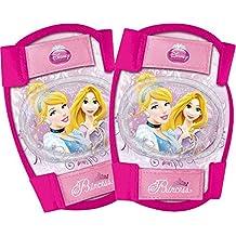 Disney Baby Kit de protección para rodillas y codos Princesas Disney