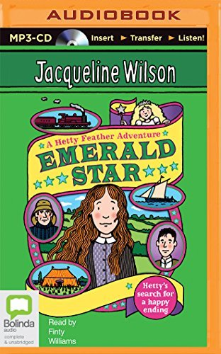 Emerald Star (Hetty Feather) by Jacqueline Wilson (2015-08-18)