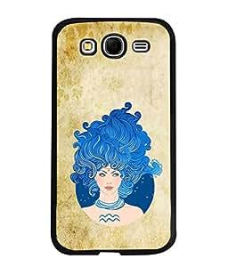 Fabcase female woman power girl girlish godess Designer Back Case Cover for Samsung Galaxy Grand Neo I9060