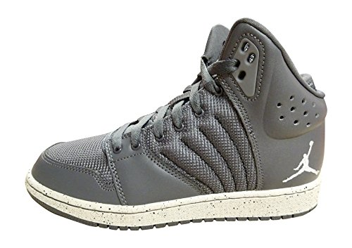 Nike Jordan 1 flight 4 Premium BG grau EUR 37,5 UK 4,5 (Schuhe Nike Jordan 2014)